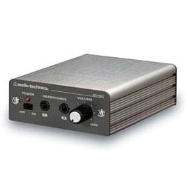 送料無料 オーディオテクニカ ヘッドホンアンプ サービス 公式ショップ AT-HA2