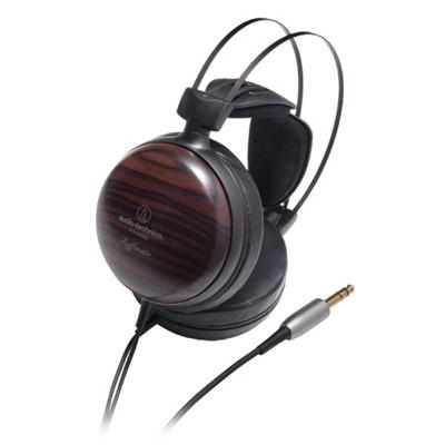 オーディオテクニカ ダイナミックヘッドホン「Raffinato」 ATH-W5000