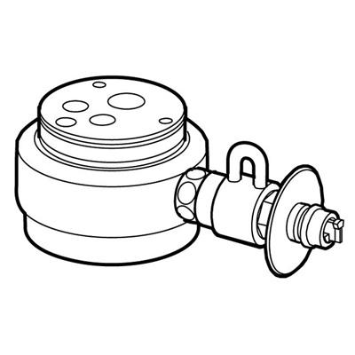 その他 分岐水栓 CB-SXA6