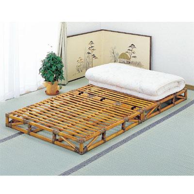 今枝商店 Romantic Rattan ベッド Y906