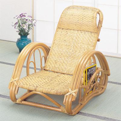 今枝商店 Romantic Rattan 座椅子 A112