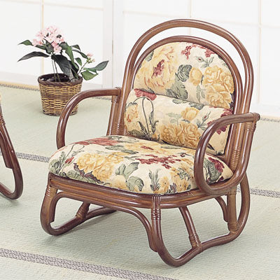 今枝商店 Romantic Rattan 座椅子 S50B