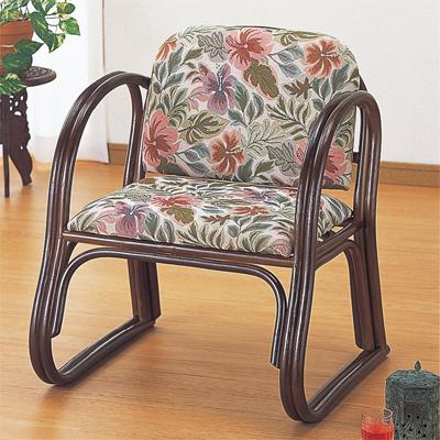 今枝商店 Romantic Rattan 座椅子 ハイタイプ S124