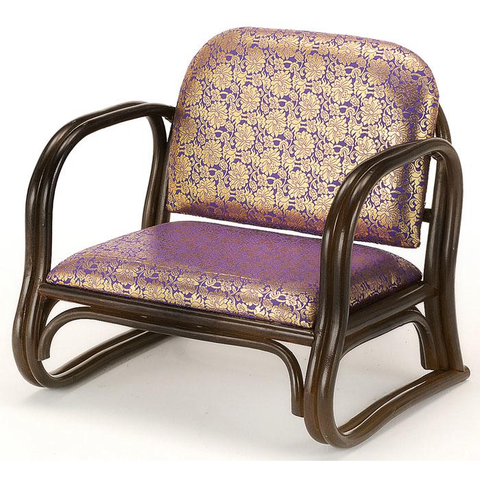 今枝商店 Romantic Rattan 座椅子 ロータイプ S130B