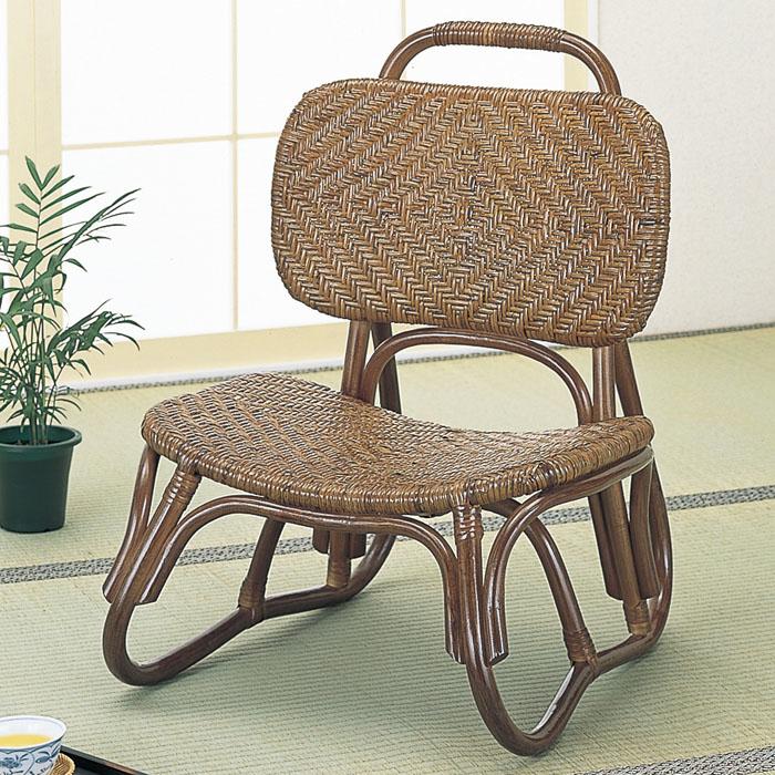 今枝商店 Romantic Rattan 座椅子 S52B