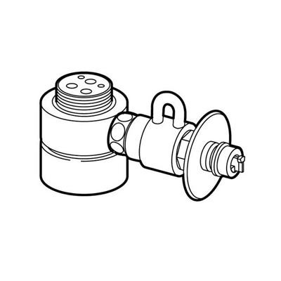 その他 分岐水栓 CB-SMD6