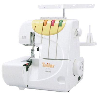 【送料無料】 石田 3本糸普通ロック・巻きロックミシン IJL-358
