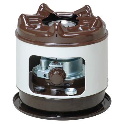 トヨトミ 煮炊き専用の便利な火鉢タイプの石油こんろ 【暖房通販】 K-3F