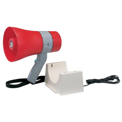 UNI-PEX 充電式防滴形メガホン MAX10w TR-215CS