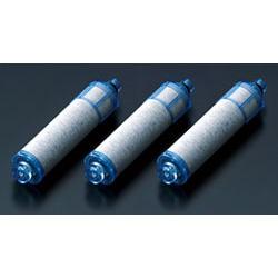 INAX リクシル(LIXIL)交換用浄水カートリッジ3個入り(1年分)(高塩素除去タイプ) JF-21-T
