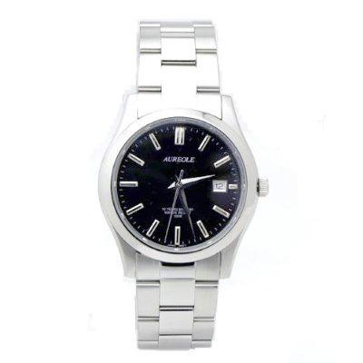 AUREOLE/オレオール AUREOLE (オレオール) 腕時計 10年電池 SW-409M-1 SW-409M-1