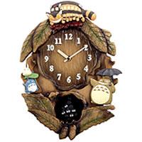 リズム時計 【売れています!】【台数限定大特価!!】トトロM837N 4MJ837MN06