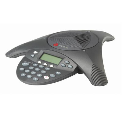 Polycom 電話会議システム SoundStation2(拡張マイク接続不可) PPSS-2-BASIC【納期目安:追って連絡】