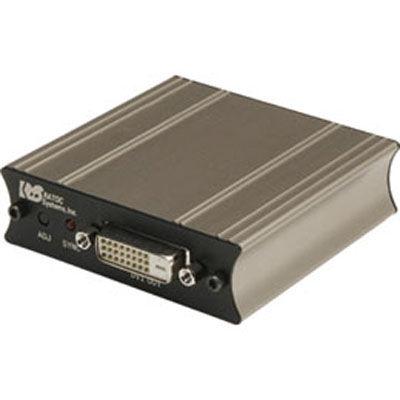 ラトックシステム VGA to DVI/HDMI 変換アダプタ REX-VGA2DVI