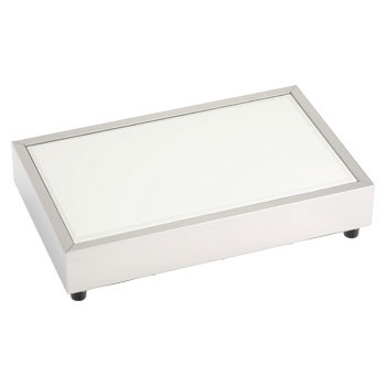 タイジ クールプレート ガラストップ(ホワイト)仕様 CP-520GW