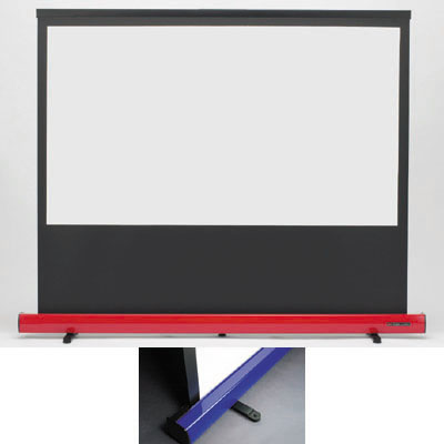キクチ 16:9ワイド画面80インチスクリーン「Stylist Limited」 (SD80HDWA)(青) SD-80HDWA/B【納期目安:2週間】