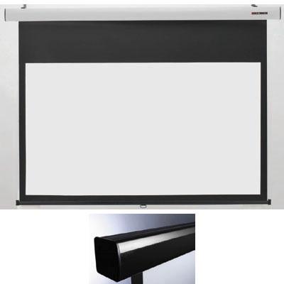 キクチ 16:9ワイドスプリングローラータイプ100インチスクリーン「Stylist SR」 (SS100HDPG)(黒) SS-100HDPG/K【納期目安:2週間】