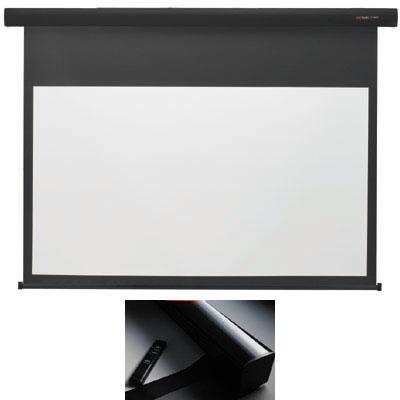 キクチ 【台数限定大特価】(80インチ16:9)電動スクリーン「Stylist E」 (SE80HDWA)(黒) SE-80HDWA/K【納期目安:2週間】