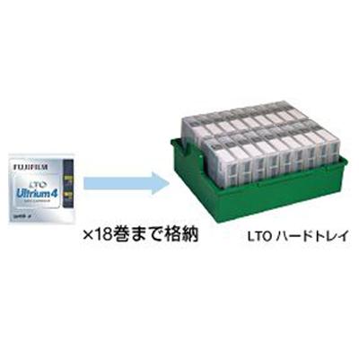 富士フイルム <LTOテープ搬送用トランク>富士フイルム LTOテーププロテクトケース ハードトレイ 18巻用 FF101YD