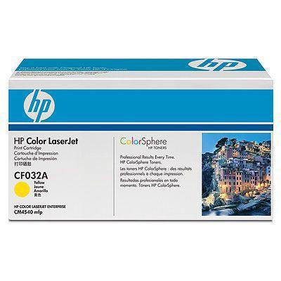 日本HP プリントカートリッジ イエロー (CM4540) CF032A