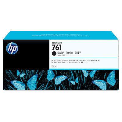 日本HP HP 761 インク 775ml マットブラック CM997A【納期目安:追って連絡】