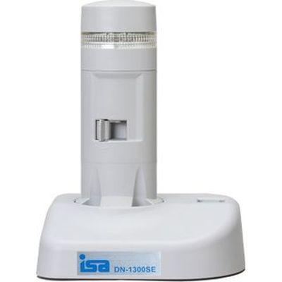 アイエスエイ 警子ちゃん3G USB警告灯(1層1色 緑 LED灯/ライトグレー/LED透明レンズ) (DN1300SE1GSW) DN-1300SE-1GSW