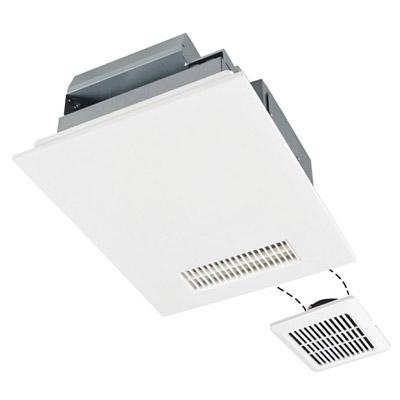 三菱電機 【特定保守製品】バスカラット(100V電源/2部屋用(1部屋暖房)タイプ/ACモーター) V-142BZ
