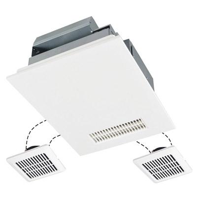 三菱電機 【特定保守製品】バスカラット(100V電源3部屋用(1部屋暖房)タイプ/ACモーター) V-143BZ