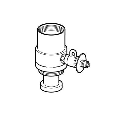 その他 食器洗い乾燥機用分岐水栓 CB-SKD6【メーカー注文品】