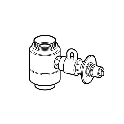 その他 食器洗い乾燥機用分岐水栓 CB-SXG7【納期目安:1週間】