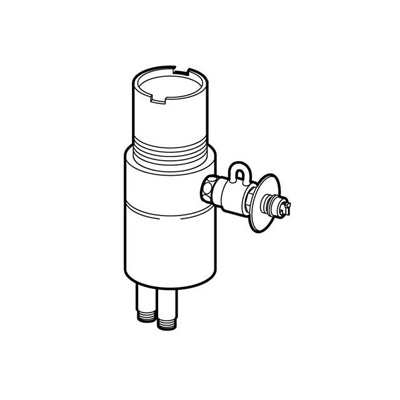 その他 食器洗い乾燥機用分岐水栓 CB-SSD6【メーカー注文品】