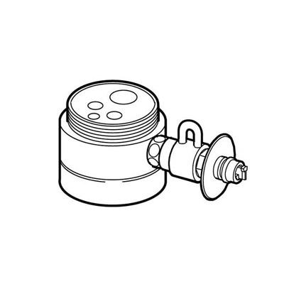 その他 食器洗い乾燥機用分岐水栓 CB-SMA6【納期目安:追って連絡】