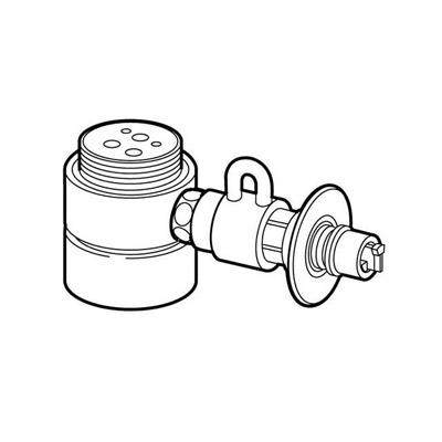 その他 食器洗い乾燥機用分岐水栓 CB-SME6【メーカー注文品】