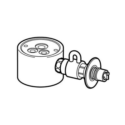 その他 食器洗い乾燥機用分岐水栓 CB-SGA6【メーカー注文品】