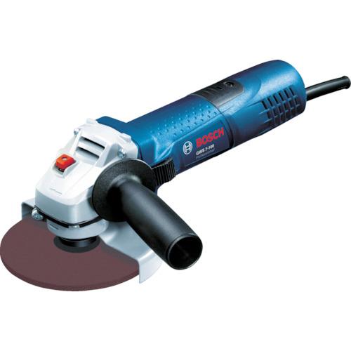 ボッシュ(BOSCH) 最細のグリップ円周で使いやすい!ディスクグラインダー100mmグラインダー GWS7-100E