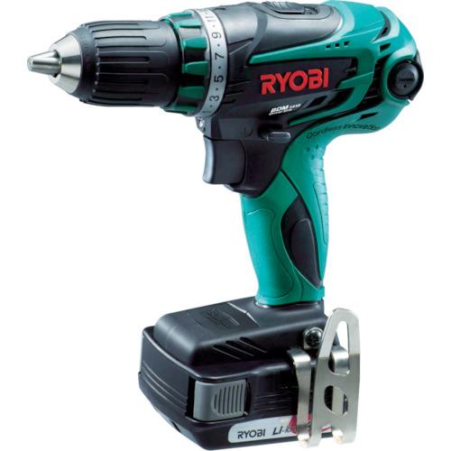 リョービ(RYOBI) リョービ 充電式ドライバドリル 14.4V BDM-1410