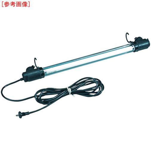 ハタヤリミテッド ハタヤ 連結式20W蛍光灯フローレンライト 10m電線付 FFW-10