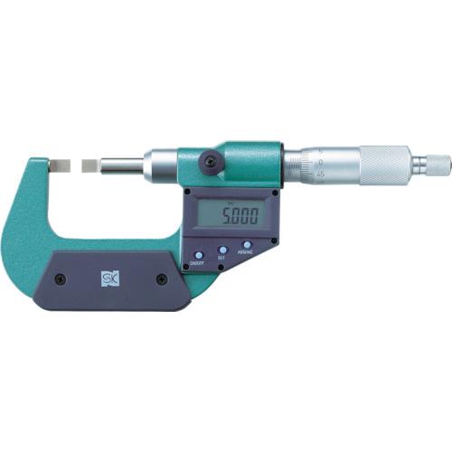 新潟精機 SK デジタル直進式ブレードマイクロメータ MCD235-50BA