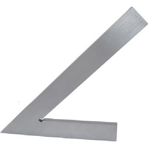 大西測定 OSS 角度付平型定規(45°) 156B-150