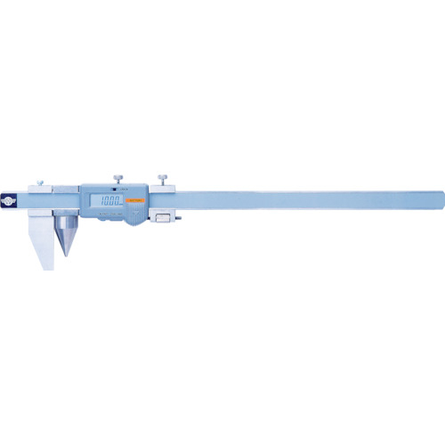 中村製作所 カノン 直読式デジタル丸穴ピッチノギス200mm E-RZ20B