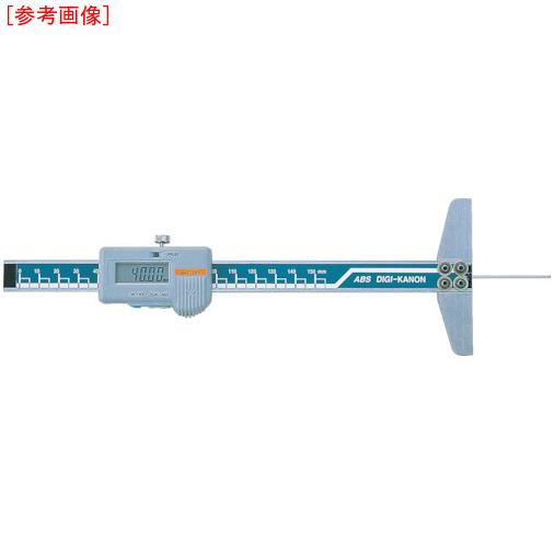 中村製作所 カノン デジタル細穴デプスゲージ200mm E-TH20B