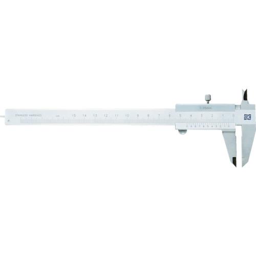 新潟精機 SK 左勝手ノギス 15cm THL-150