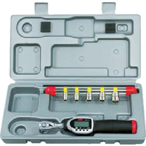 京都機械工具 KTC 6.3sq.ソケットレンチセット デジラチェモデル[6点組] TB206WG1