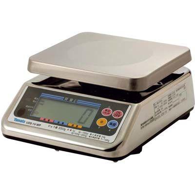 大和製衡 ヤマト デジタル上皿はかり UDS-1VN-WP-6 6 4979916807217【納期目安:1週間】
