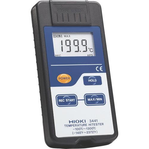 日置電機 HIOKI 温度ハイテスタ 3441