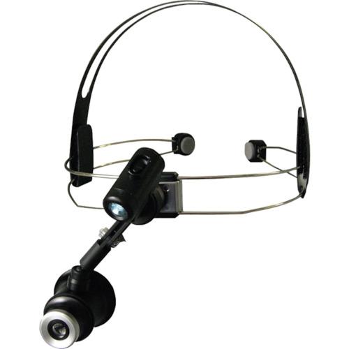 京葉光器 リーフ ワイヤーヘッドライト付アイルーペ WHE-200LED
