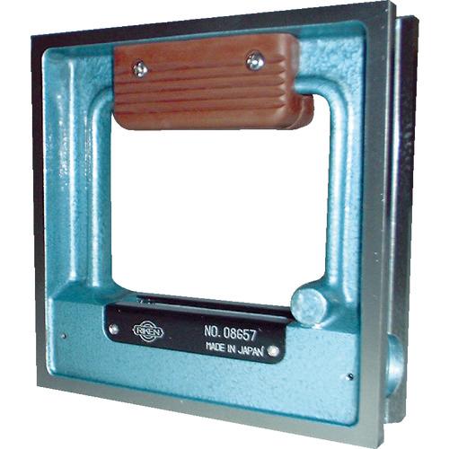 トラスコ中山 TRUSCO 角型精密水準器 A級 寸法150X150 感度0.02 TSL-A1502