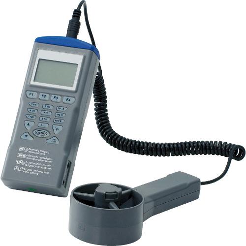カスタム カスタム デジタル温・湿・風速計 WS-02