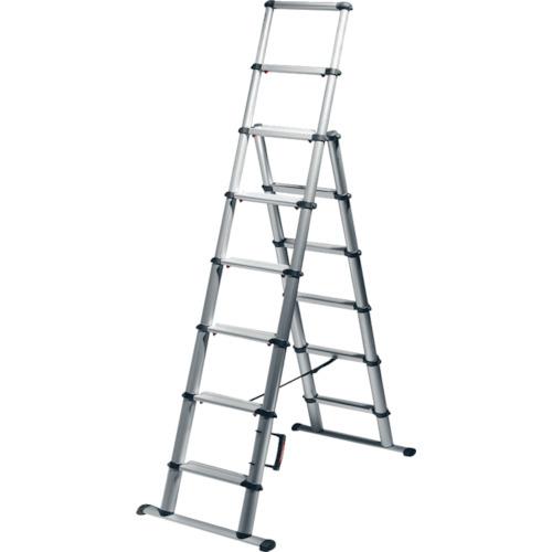 長谷川工業 ハセガワ コンパクト脚立梯子 TCL-23