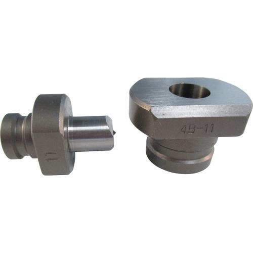 IKK DIAMOND 丸穴ポンチ11mm 4P1105
